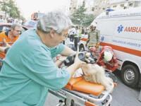 Un tanar din Oradea a incercat sa se sinucida la locul de munca