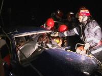Accident teribil in Galati: o tanara insarcinata si-a pierdut viata