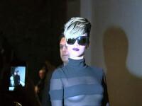 Haine excentrice si multe vedete pe metrul patrat! Saptamana modei la Paris