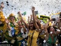 Isterie generala la Rio de Janeiro, orasul care va gazdui JO din 2016