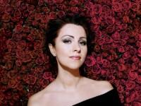 Soprana Angela Gheorghiu a ajuns la Casa Alba!