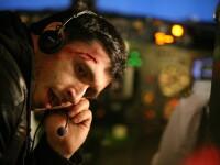 Florin Piersic Jr. luat la pumni de Dragos Bucur in avion! VEZI VIDEO