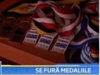A transpirat degeaba! Cineva i-a furat medalia olimpica de aur din casa