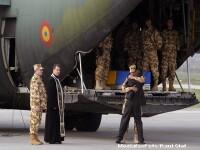 CSAT a hotarat: inca 66 de jandarmi romani vor merge in Afganistan