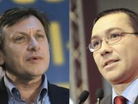 Crin Antonescu si Victor Ponta ii transmit condoleante lui Basescu