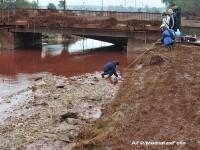 PV: Dezastrul ecologic din Ungaria s-ar putea repeta la Rosia Montana