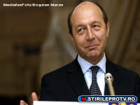 Traian Basescu se afla la Ljubljana intr-o vizita oficiala