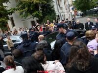 Toate drumurile duc la Bucuresti. Sindicalistii din tara sosesc in Capitala