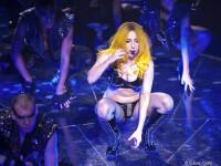 Lady GaGa si-a anulat concertele din Paris. Din cauza protestelor