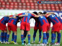 Steaua s-a calificat in semifinalele Cupei