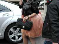 Lady GaGa are doar chiloti de matase ca sa se poata concentra mai bine
