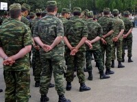 In poligonul de la Cincu s-a incheiat exercitiul strategic Dacia 2010