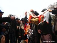 De Ziua Armatei, peste 1000 de cadre militare au strigat langa Cotroceni