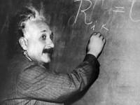 Scrisoarea istorica a lui Einstein catre Dumnezeu,scoasa la licitatie.Pretul de pornire,3 mil dolari