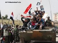 Siria ameninta ca va