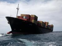 Eliberat dupa doua saptamani de captivitate. Un roman, capitan al unei nave cargo, a fost salvat de Fortele Navale nigeriene