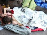 In pielea goala, sub patura, pe Wall Street. Ce are amorul cu protestele impotriva bancherilor