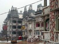 Datoria la FISC de care tiganii din Targu Jiu se ascund in palatele lor cu turnulete