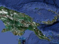 Cutremur de 6,7 in Papua Noua Guinee . Nu a fost emisa alerta de tsunami