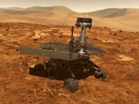 Robotul Opportunity a gasit dovada ca pe Marte ar fi existat viata. NASA: