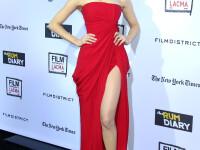 Amber Heard, actrita care i-a cucerit pe Johnny Depp si Aaron Eckhart