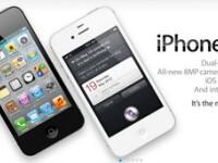 iPhone 4S, in aceeasi zi in magazinele din Romania. Batalia se duce in functie de pret.Vezi ofertele