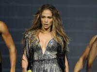 Ce a facut-o pe Jennifer Lopez sa izbucneasca in lacrimi in timpul unui concert