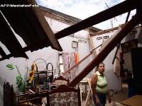 Cutremur in Peru cu magnitudinea de 6,9. Peste 80 de raniti