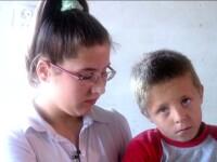 Romania, te iubesc: Copiii resemnati ca vor ramane toata viata parintii fratilor mai mici