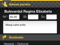 Aplicatie smartphone din Romania: comanzi taxi, alegi soferul si ai Internet gratuit