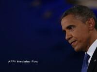Barack Obama, considerat invingatorul ultimei dezbateri televizate din SUA - sondaj CNN