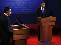 Obama si Romney se infrunta marti in fata a 80 de alegatori indecisi, in a doua dezbatere