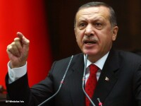 Premierul Recep Tayyip Erdogan: Turcia nu intentioneaza sa declanseze un razboi cu Siria