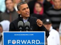 RECORD in ultimii 20 de ani. Peste 67 mil. americani au urmarit dezbaterea dintre Obama si Romney