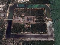 Secretul unui templu antic dezvaluit de Google Earth. Oameni de stiinta: \