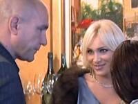 Una dintre cele mai frumoase femei din Rusia il salveaza pe Vinnie Jones: