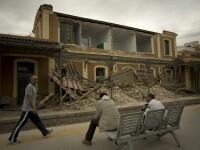 STUDIU: Legatura dintre cutremurul devastator de anul trecut din Spania si activitatile umane