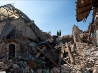 Sentinta fara precedent in Italia: 6 seismologi, condamnati pentru ca nu au prevazut un cutremur
