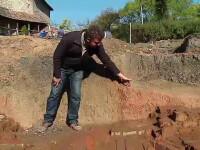 Descoperire surpriza in Cetatea Targu Mures. Arheologii nu se asteptau sa gaseasca asa ceva aici
