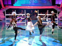Dansez pentru tine: Marian Dragulescu a fost