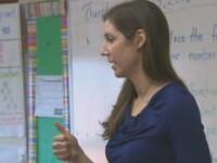 Metoda inedita prin care o profesoara vrea sa stranga bani ca sa cumpere elevilor sai laptopuri