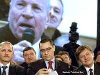 Ponta, Antonescu si Dragnea s-au ironizat reciproc in ziua finalizarii listelor de candidati