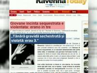 Romanii socheaza iar Italia. Trei conationali au fost arestati dupa ce au violat o femeie gravida