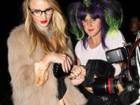 Modelul care s-a facut de ras de Halloween. Cate gafe vestimentare vezi intr-o singura imagine?