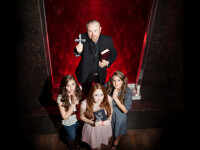 Povestea celor trei tinere care colinda intreaga America pentru a oficia slujbe de exorcizare