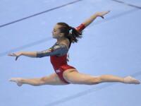 Larisa Iordache a castigat medalia de bronz la sol, la campionatele mondiale de gimnastica