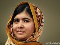 Malala considera ca nu merita Premiul Nobel pentru Pace: