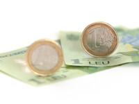 Cel mai mare curs valutar leu-euro din ultimele opt luni. Cat costa acum 1 EURO