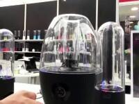 iLikeIT. Gadgeturi impresionante prin .. inutilitate: casca 3D si boxele audio cu fantana arteziana