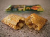 Unul din marile secrete ale McDonald's a fost dezvaluit. Ce contine placinta cu mere. VIDEO
